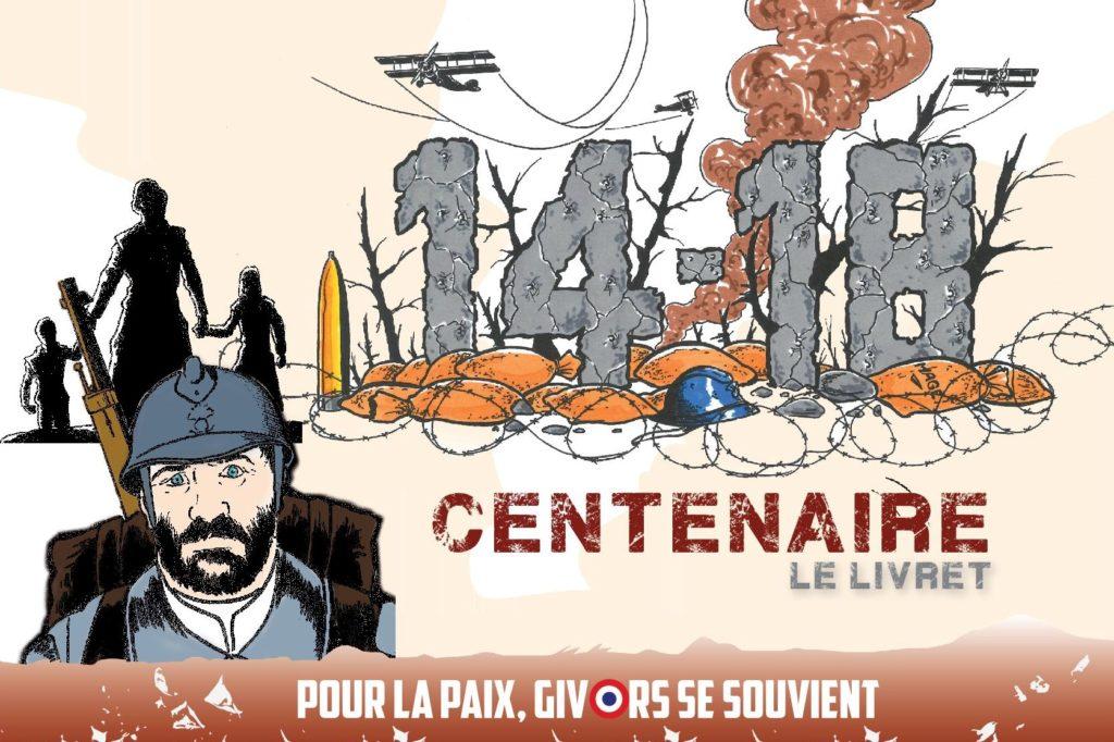 Livret centenaire 14-18 Pour la paix Givors se souvient
