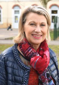 Christiane Charnay Maire de Givors