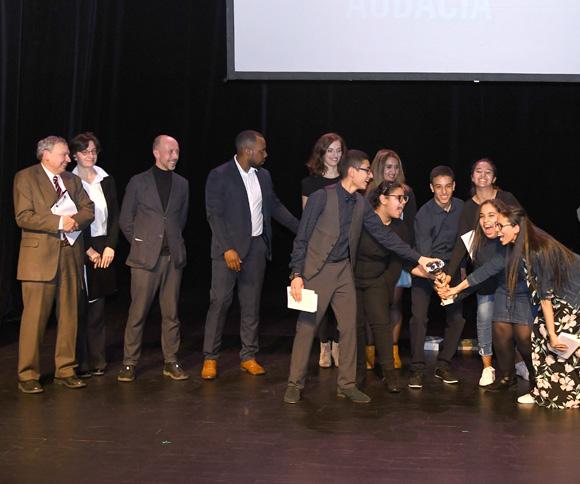 Concours d'Éloquence mars 2018