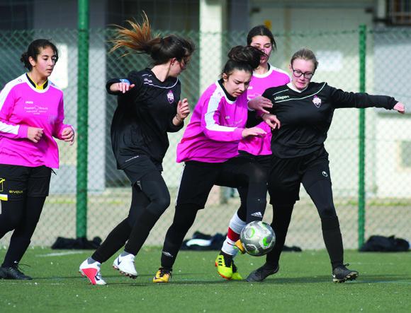 Football féminin 3318