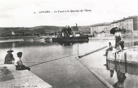 Givors au fil de l 39 eau ville de givors - Piscine givors ...