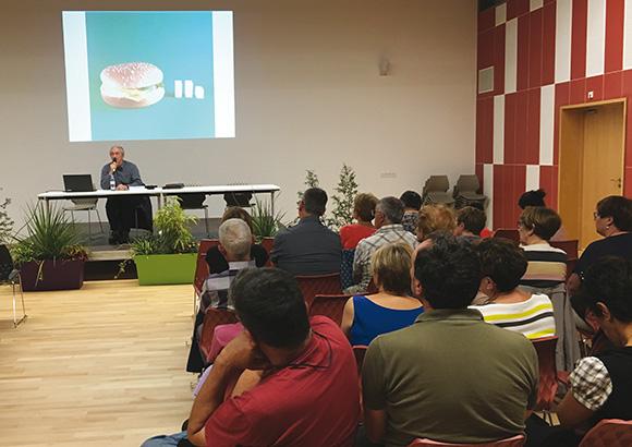 Conférence-débat université populaire