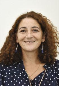 Amelle Gassa adjointe chargée de l'université populaire