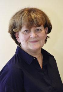 Brigitte Jannot Conseillère municipale chargée du développement territorial
