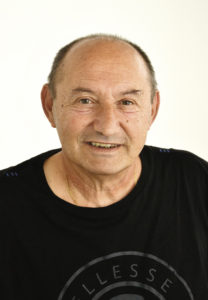 Gilles Verdu Conseiller municipal chargé de la politique sociale et espaces verts