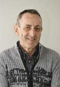 Henri Bazin Adjoint chargé de l'urbanisme et voirie