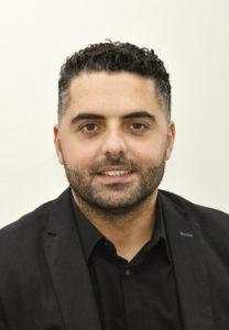 Ibrahim Ozel Adjoint à l'évènementiel et vie associative