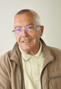 Louis Soulier Conseiller municipal chargé de la prévention er de la sécurité