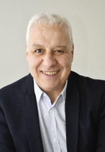 Nacer Khouatra 1er adjoint, chargé de l'éducation, enseignement, du Conseil Municipal des Enfants et modernisation numérique communale