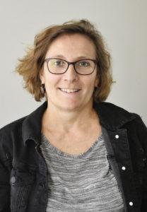 Violaine Badin Adjointe chargée de l'insertion par l'économie et l'emploi