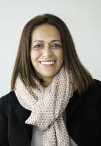 Yamina Kahoul Adjointe chargée du développement économique, prospective, commerce et marchés forains