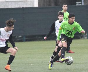 FOOTBALL U17 Février 2019