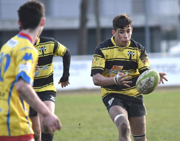 Rugby M16 Janvier 2019