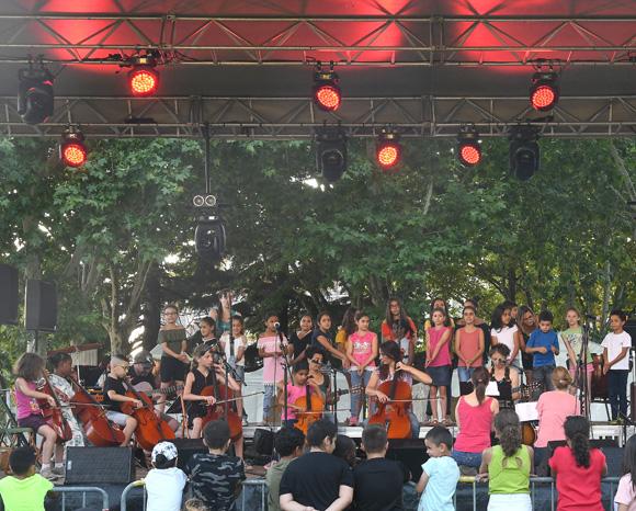 Orchestres fête ville 2018