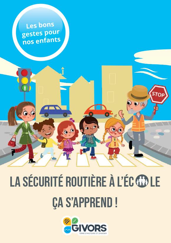 Dépliant sécurité écoles