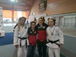 Judo Filles mai 2019