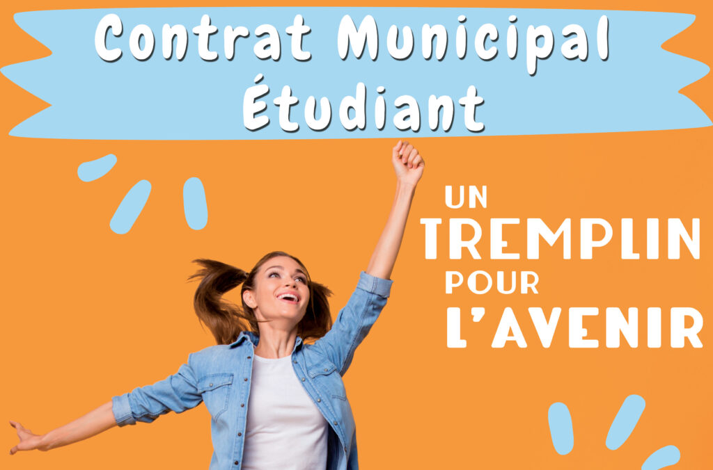 inscription contrat municipal  u00e9tudiant 2019