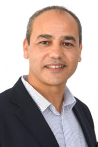 Mohamed Boudjellaba, maire De Givors Culture, communication, sécurité et prévention