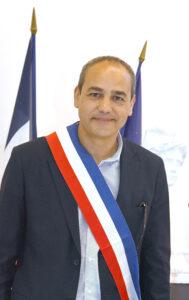 Mohamed Boudjellaba, maire de Givors