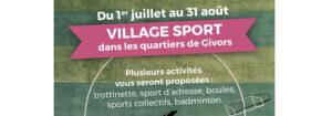 SLIDE village sports