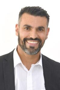 Tarik Kheddache conseiller municipal