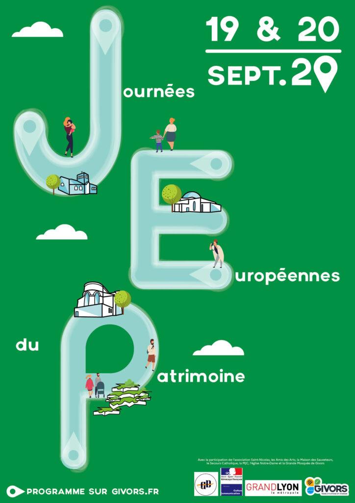 Affiche JEP 2020