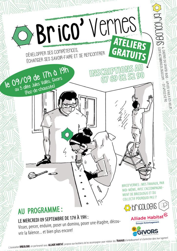 Atelier Valise Bricologis