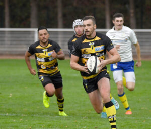 Rugby Givors-Riom sept 2020