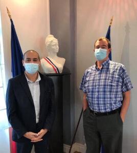 M. Boudjellaba et M. Bouvier