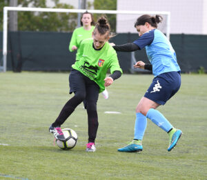 Foot ball Féminines JSOG octobre 2020