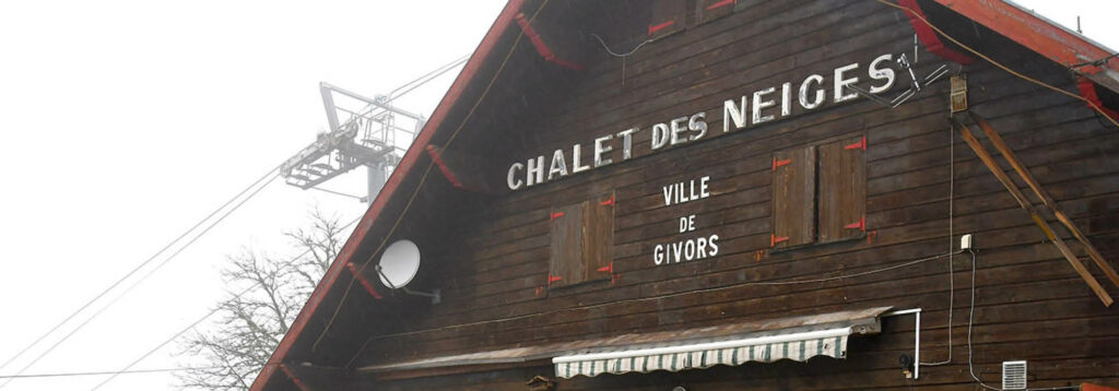 slide chalet