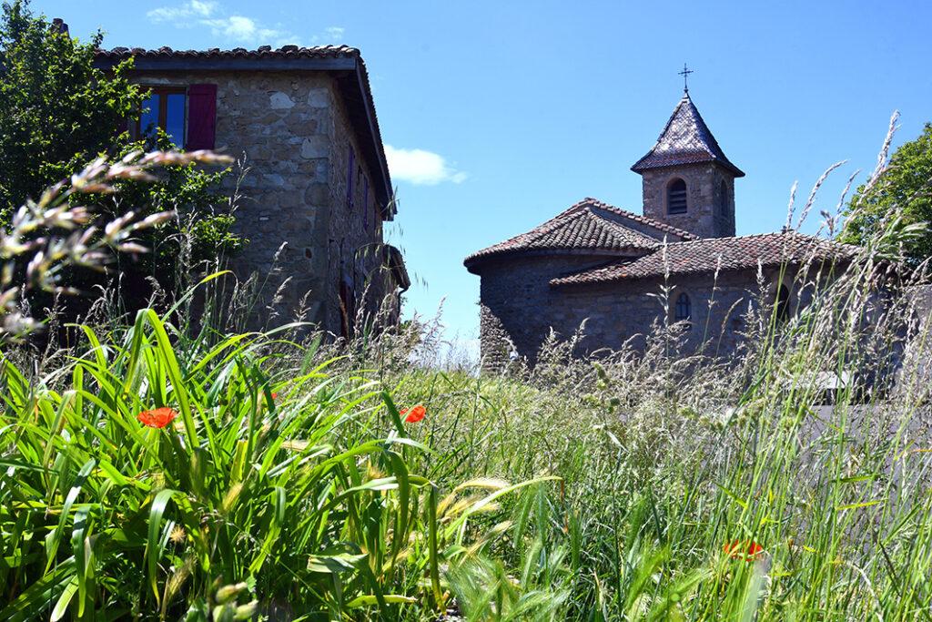 Chapelle de St Martin de Cornas
