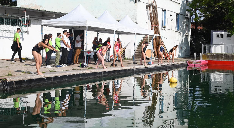 Triathlon féminin, Givors le 4 septembre 2021 © Jacques Del Pino / Ville de Givors 8794