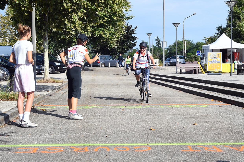 Triathlon féminin, Givors le 4 septembre 2021 © Jacques Del Pino / Ville de Givors  8839