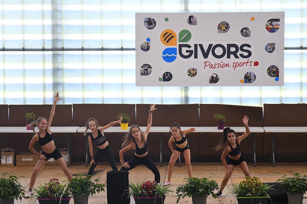Forum des associations, Givors le 4 septembre 2021 © Jacques Del Pino / Ville de Givors8887