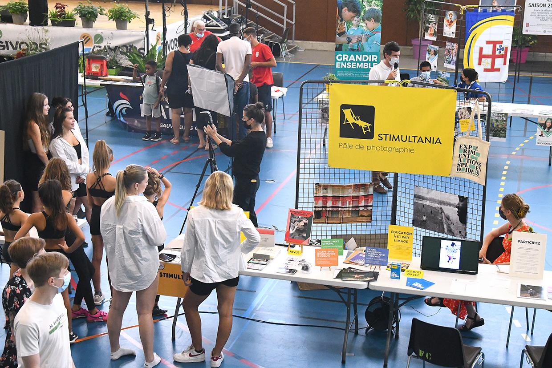 Forum des associations, Givors le 4 septembre 2021 © Jacques Del Pino / Ville de Givors 8995