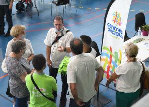 Forum des associations, Givors le 4 septembre 2021 © Jacques Del Pino / Ville de Givors