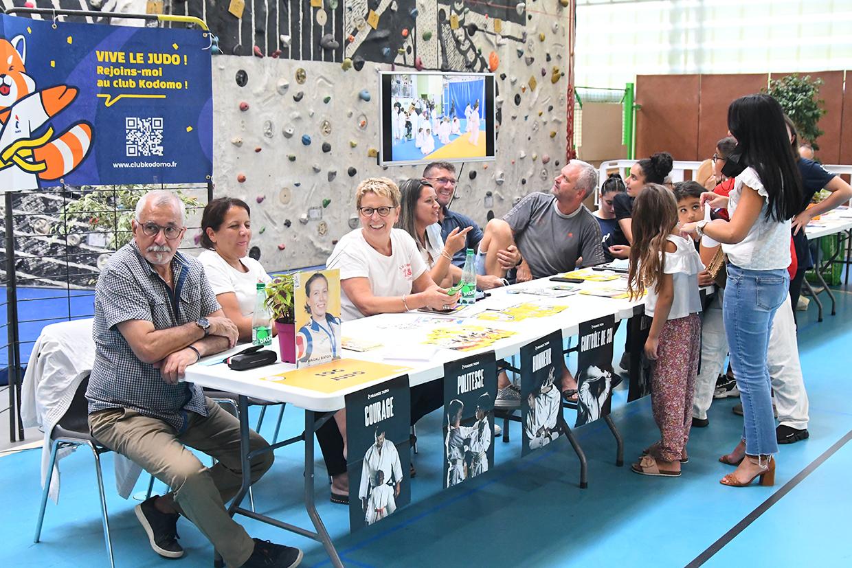 Forum des associations, Givors le 4 septembre 2021 © Jacques Del Pino / Ville de Givors 9048