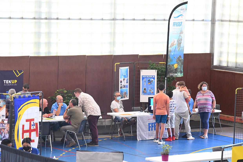 Forum des associations, Givors le 4 septembre 2021 © Jacques Del Pino / Ville de Givors 9164