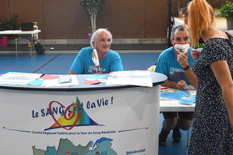 Forum des associations, Givors le 4 septembre 2021 © Jacques Del Pino / Ville de Givors 9211