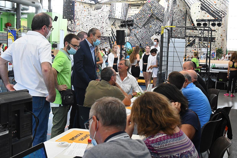 Forum des associations, Givors le 4 septembre 2021 © Jacques Del Pino / Ville de Givors 9223