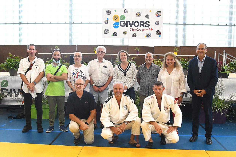 Forum des associations, Givors le 4 septembre 2021 © Jacques Del Pino / Ville de Givors 9329
