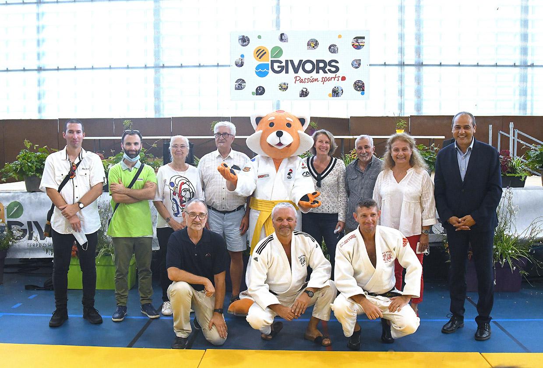 Forum des associations, Givors le 4 septembre 2021 © Jacques Del Pino / Ville de Givors 9333